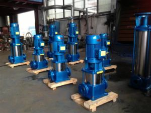 Diesel Engine Drive Vertical/Horizontal Single/Multi Stage Long Shaft Deep Well Diesel Fire Pump Set pictures & photos