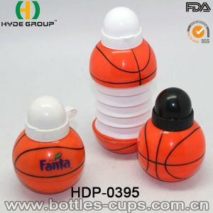Drinking BPA Free Plastic Foldable Sport Bottle (HDP-0395) pictures & photos