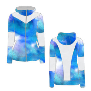 Lightweight Spring Sports Windbreaker Womens Jackets pictures & photos