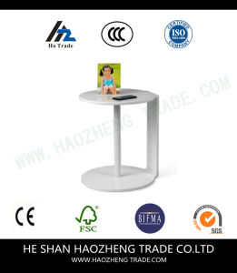 Hzct101 Fantasy Ivory White Table Design pictures & photos