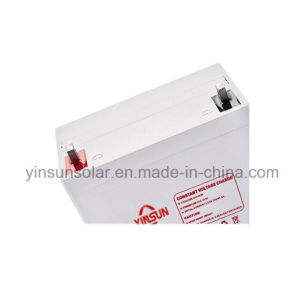 12V 55ah Standard Large Power Continuous Discharge Solar Battery pictures & photos