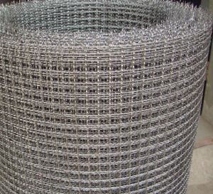 Crimped Wire Mesh, Mine Linear Vibrating Screen, Mineral Screen Mesh pictures & photos