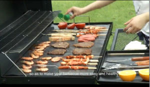 PTFE BBQ Grill Mat Teflon Cook Sheet for Non Stick pictures & photos