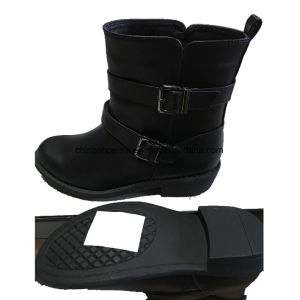 New Lady Winter Ankle Work Boots Army Boots pictures & photos