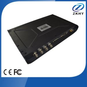 Long Distance RS232 Wiegand TCP IP Serial Port RFID Reader with 4 Antenna Ports pictures & photos