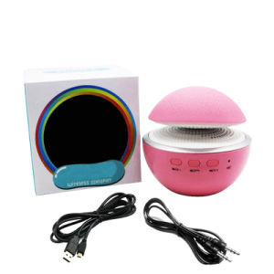 Hot Sale Bluetooth Mini Speaker with LED (ED-12) pictures & photos