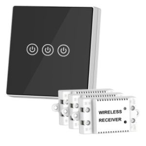 Wireless Remote Control Touch Switches pictures & photos