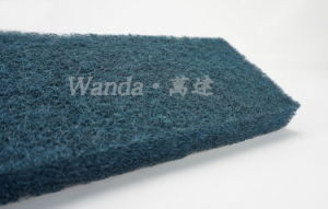 Heavy-Duty Foam Cleaning Pad Brush Pad for Floor Heavy Stains pictures & photos