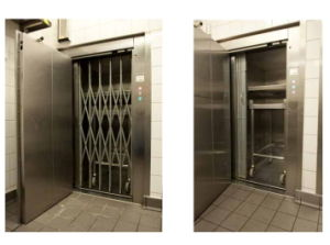 Trolley Lift and Dumbwaiter for Restaurant and Hotel pictures & photos