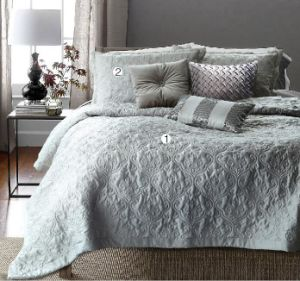 Hot Selling Hotel Quilted Comforter pictures & photos