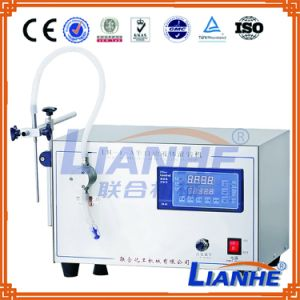 Semi Automatic Liquid Filling Machine for Cream/Oil/Ointment/Beverage pictures & photos