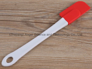 Eco-Friendly Small Size Silicone Baking Tool Spatula Ss19 (S) pictures & photos