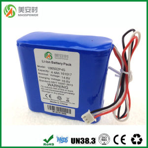 Ntc Function 14.4V Li Ion Battery Pack