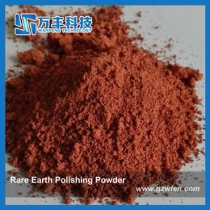 Red Polishing Powder About Particle Size 1.5um pictures & photos