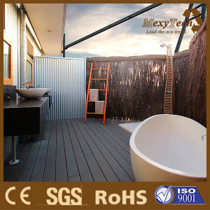 Economical Style Garden Composite Wood Decking for House Decoration pictures & photos