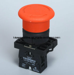 Mushroom Emergency Push Button Switch pictures & photos
