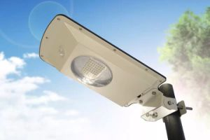 8W Solar Security Light with Motion Sensor pictures & photos