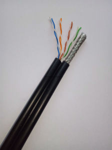 UTP FTP SFTP Cat5 LAN Cable, Tested to 100MHz pictures & photos