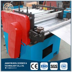 Automatic Galvanized Steel Unistruct C Channel Solar Stand Roll Forming Production Machine pictures & photos