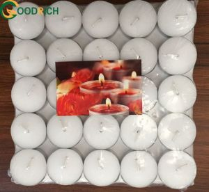 Tea Light Candles in Various Design pictures & photos