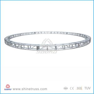 Aluminum Round Circle Lighting Truss for Hanging Palmer Lamp pictures & photos