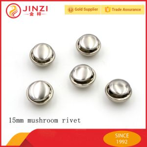 15mm Mushroom Rivets Made by Iron pictures & photos