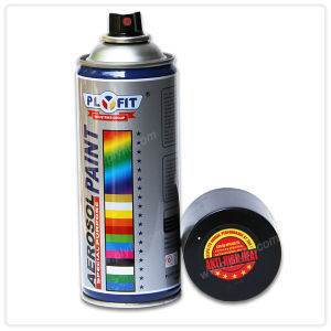Non Toxic Heat Resistant Glass Acrylic Spray Paint pictures & photos
