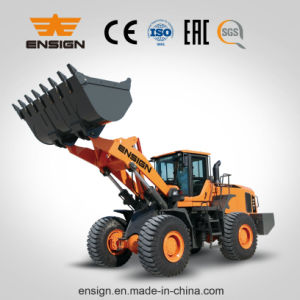 Ensign 6 Ton Wheel Loader Yx667 with Dcec Engine and Zf Transmission pictures & photos