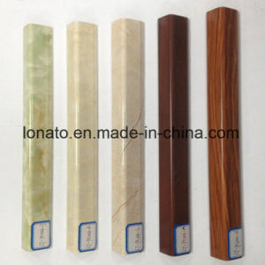 PVC Marble Corner Cornice Moulding for Wall Decoration pictures & photos