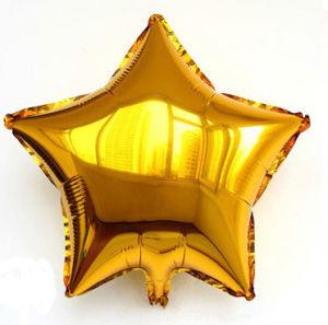 Aluminium Foil Balloon Party Decoration Balloon with Various Colours pictures & photos