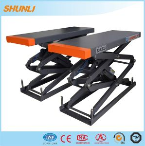 Ce Approval Hydraulic Drive Small Scissor Lift pictures & photos