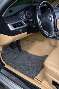 Car Mats Flat Foot PVC Coil Carpet