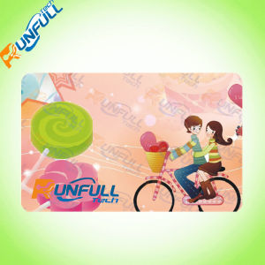 Competitive Price for PVC Transparent Business Card pictures & photos