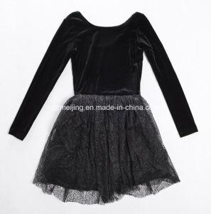Women`S Black Tutu Skirt pictures & photos
