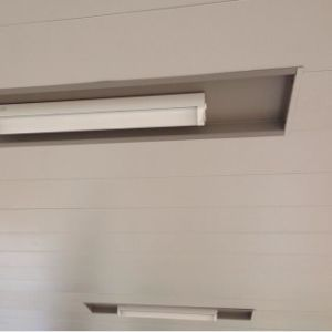 Suspended System Metal Linear C-Series Ceiling with SGS for Interior Decorative pictures & photos
