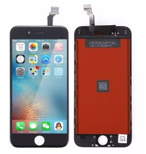 OEM LCD with Digitizer Assembly for iPhone 6 Black pictures & photos