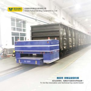 Battery Power Rail Car for Heavy Duty Transfer pictures & photos