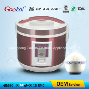 S S Body Deluxe Rice Cooker pictures & photos