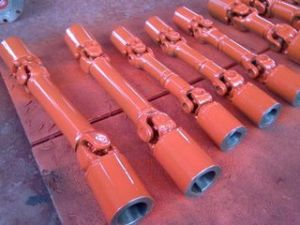 Flexible Coupling, Welded Cardan Shaft for Industrial Machinery pictures & photos