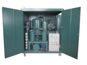 Weather-Proof Dust-Proof Enclosed Transformer Oil Insualting Oil Filter Machine (ZYD-W) pictures & photos