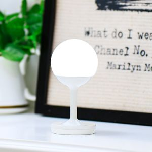 Wine Glass Shaped LED Lamp- Sound Control