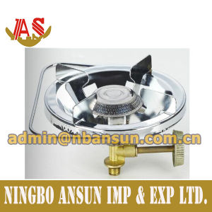 Stainless Iron Portable Camping Gas Burner in Africa pictures & photos