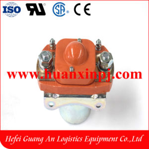 High Quality 48V Zj Series DC Contactor Zj400d pictures & photos
