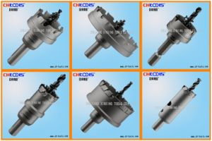 TCT Hole Saw for Cutting Thick Metal (HTTS) pictures & photos