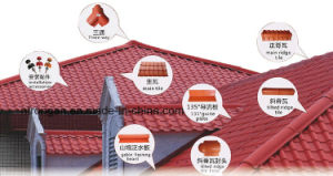 Synthetic Resin Tile/Synthetic Resin Roof Tile Europ Style pictures & photos