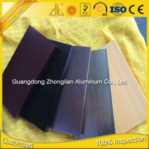 6063 T5 Aluminium Tile Trim with Flooring Accessories pictures & photos