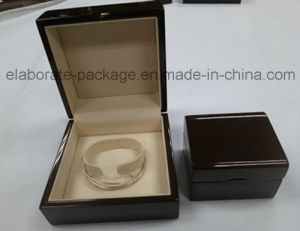 Modern Rigid Personalized Wooden Jewellry Box Different Size Box pictures & photos