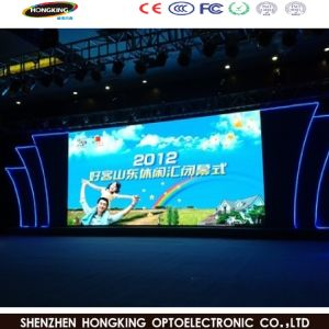 HD P3.91 SMD Full Color Screen Indoor Rental LED Display pictures & photos