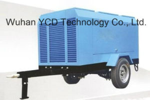 Motor Driven Portable Screw Air Compressor (MSC830J) for Mining, Shipbuilding, Urban Construction, Energy, Military and Industries pictures & photos