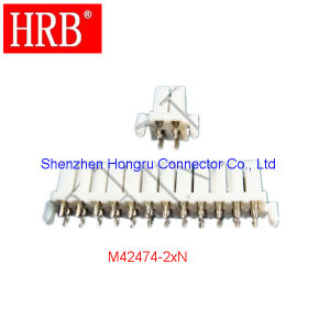 4 to 24 Poles Connector Pin Header pictures & photos